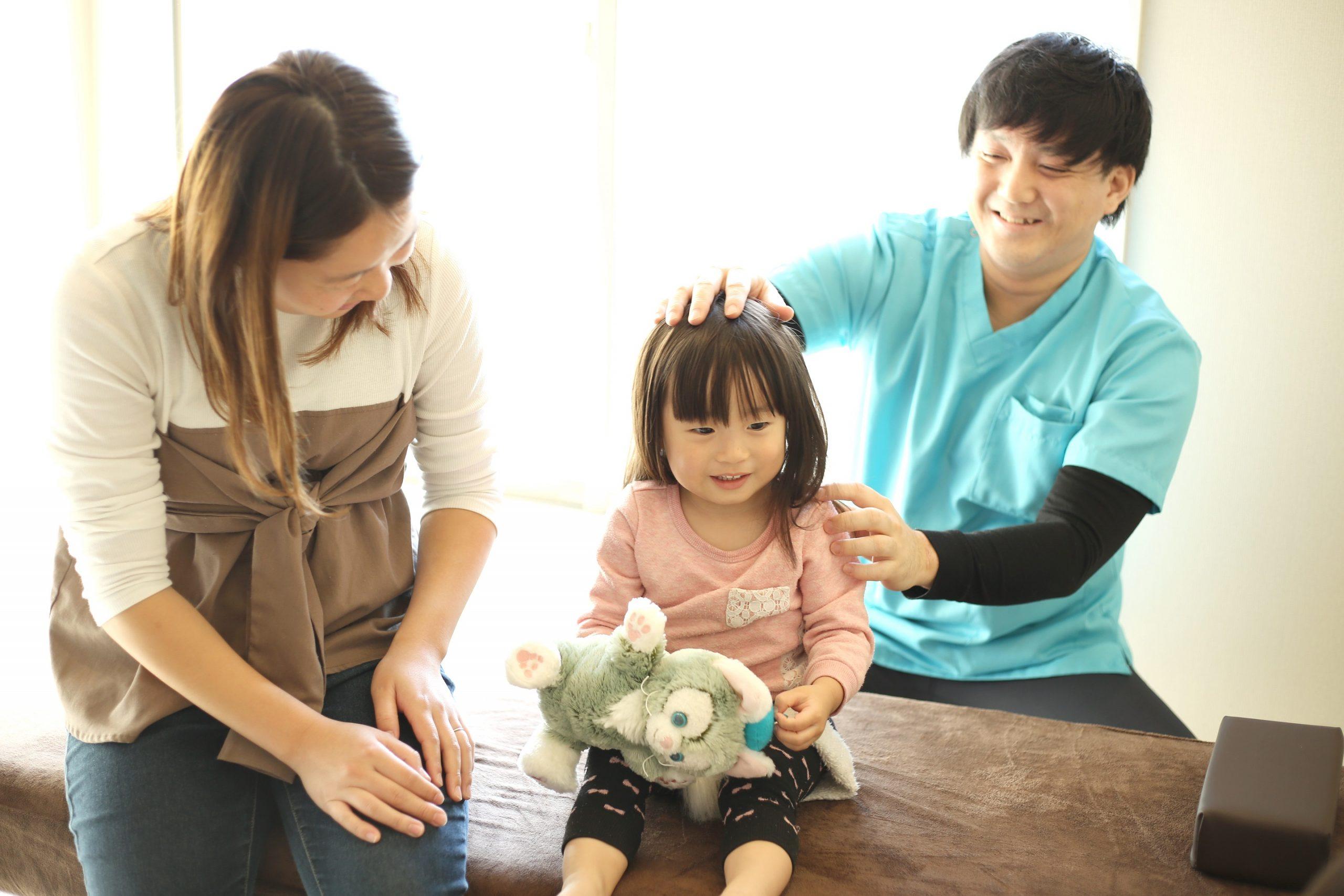 家族の健康はお母さんの笑顔から