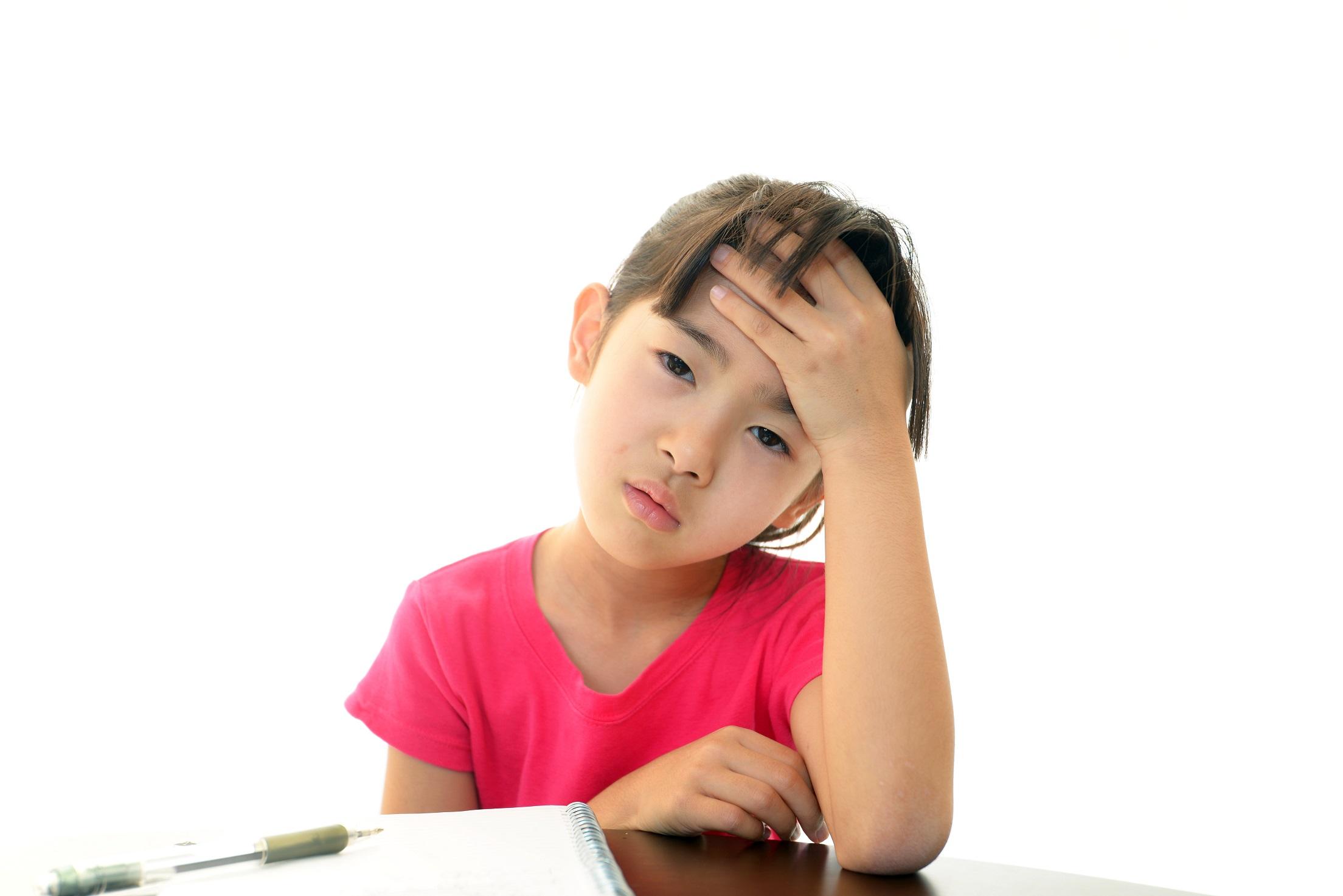 うちの子は頭痛持ちで、小さい時から頭痛薬を使っています。治る方法はありますか?