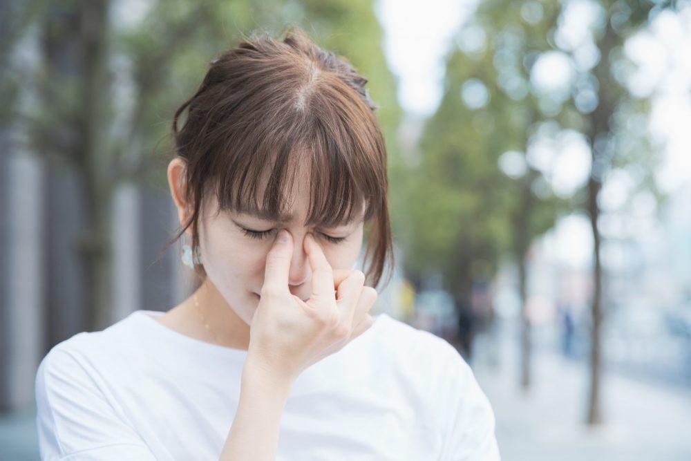 目の症状と「こころ」の関係